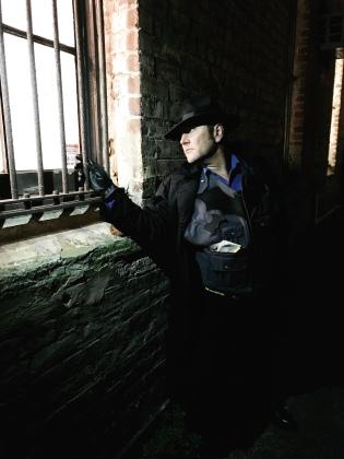 Detective Bruce Wayne 5