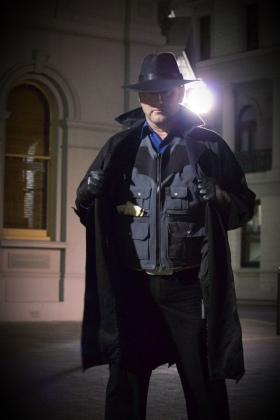 Detective Bruce Wayne 6