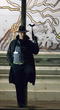 Detective Bruce Wayne 7