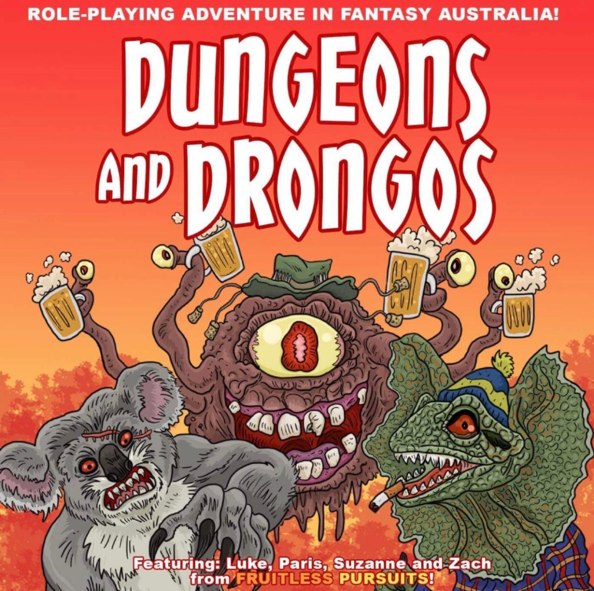 Dungeons & Drongos